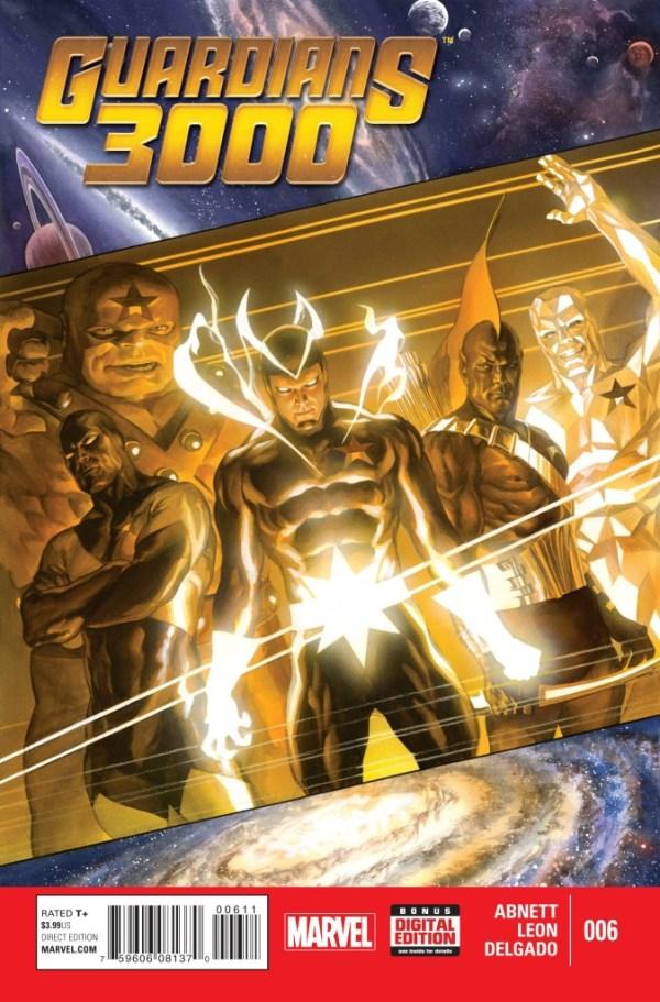 Guardians 3000 #6