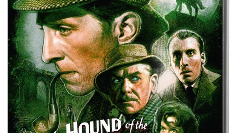 Arrow Video: The Hound of the Baskervilles