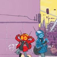 """""""Mega Robo Bros"""" by Neill Cameron"""