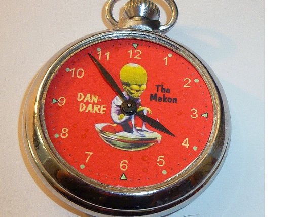 Mekon Pocket Watch