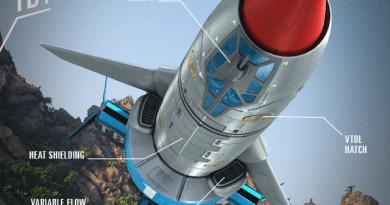 Thunderbirds Are Go: Thunderbird 1