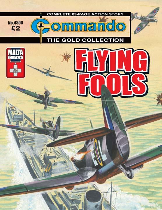 Commando 4800