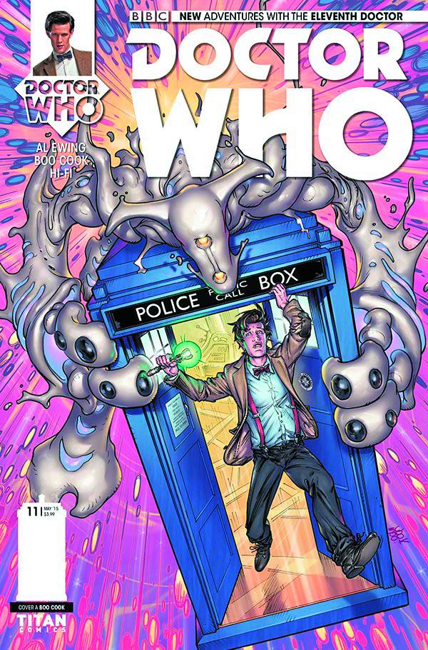 Doctor Who 11th Doctor #11 - Cover A