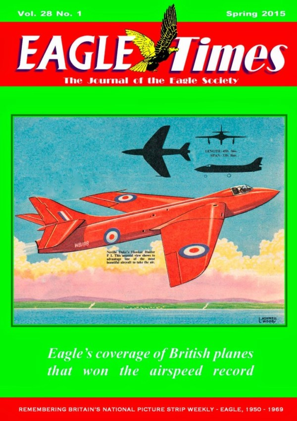 Eagle Times Volume 28 Issue 1