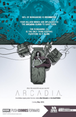 Arcadia - Promotional Poster