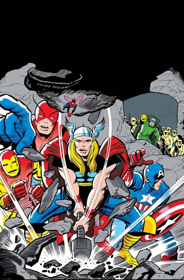 Avengers Magazine #1