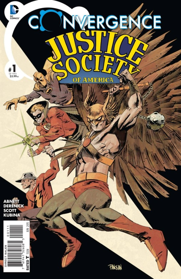 Convergence Justice Society Of America #1