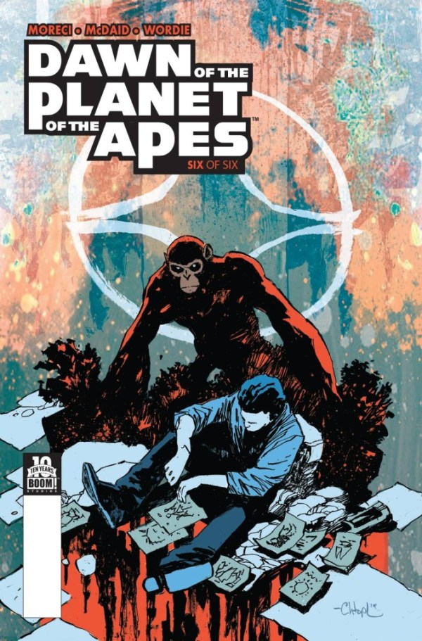 Dawn Of Planet Of Apes #6