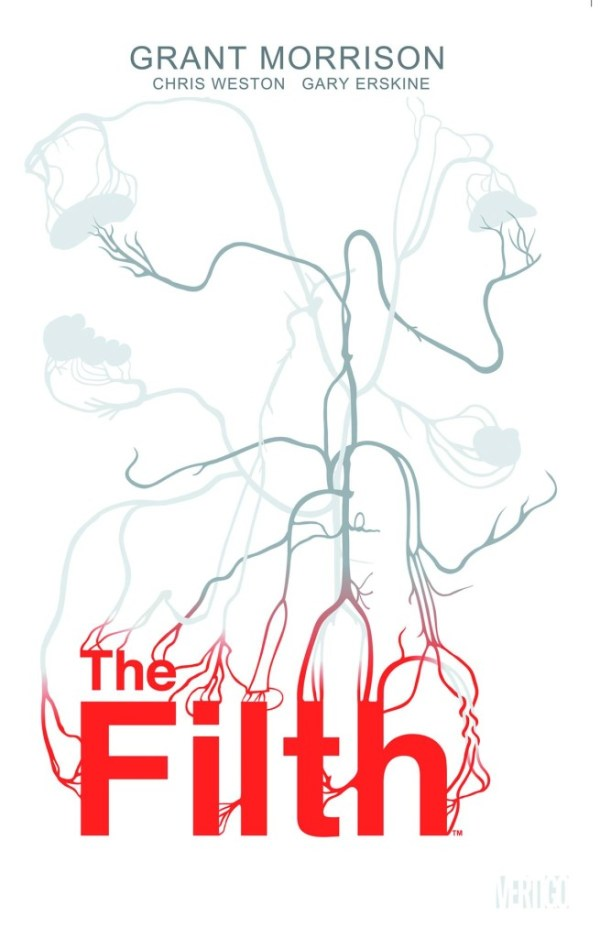 Filth Deluxe Edition Hard Cover