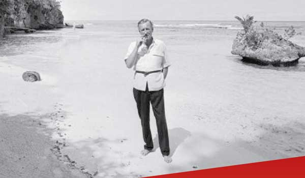 Goldeneye: Where James Bond Was Born - Pegasus Cover SNIP