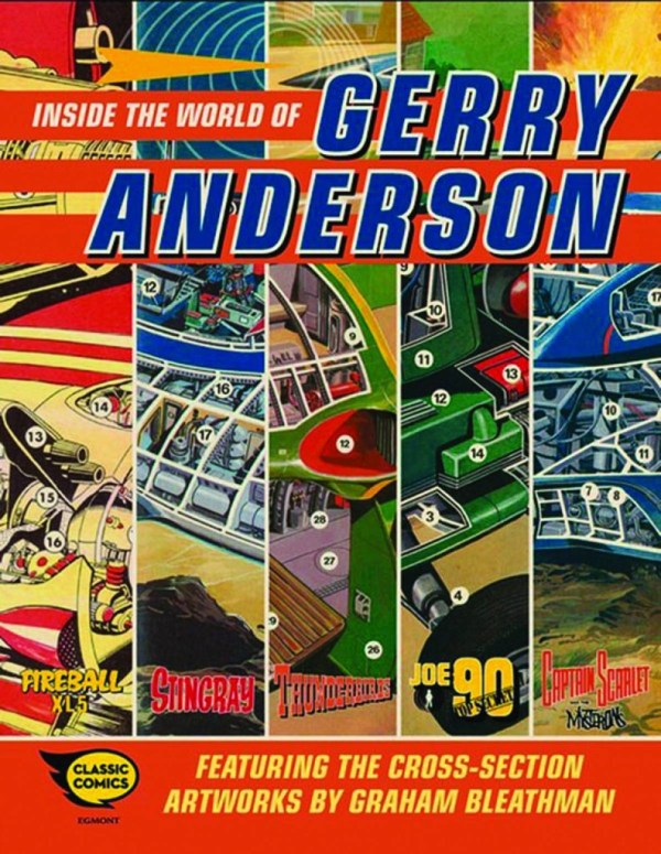 Inside the World of Gerry Anderson