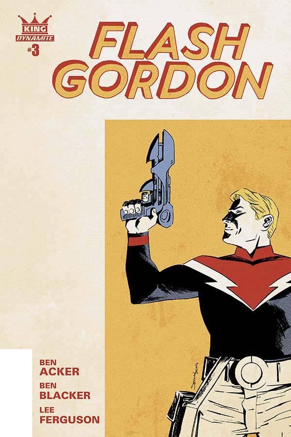 King: Flash Gordon #3