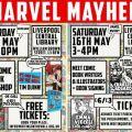 Writing on the Wall: Marvel Mayhem 2015
