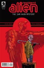Resident Alien Sam Hain Mystery #0