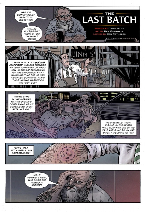 The Last Batch - Sample Page 1