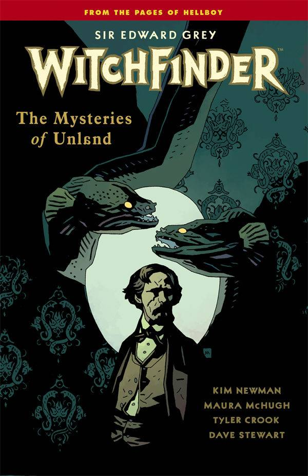Witchfinder Trade Paperback Volume 3 Mysteries Of Unland