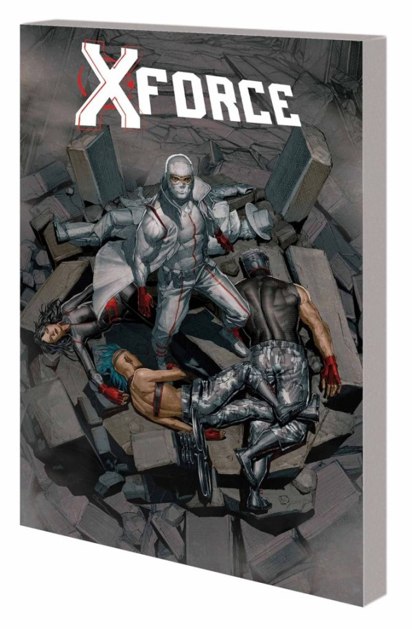 X-Force Trade Paperback Volume 3 Ends Means
