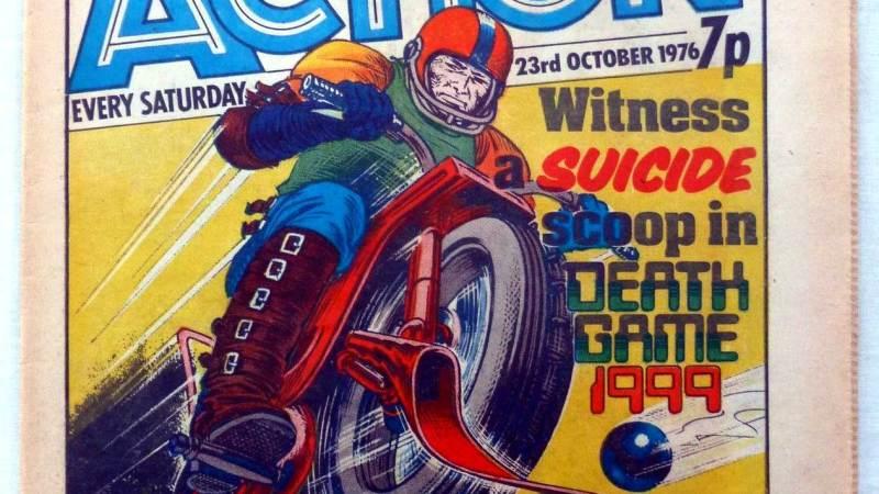 "Rare ""Banned"" Action Comic reaches £1320 bid on eBay"