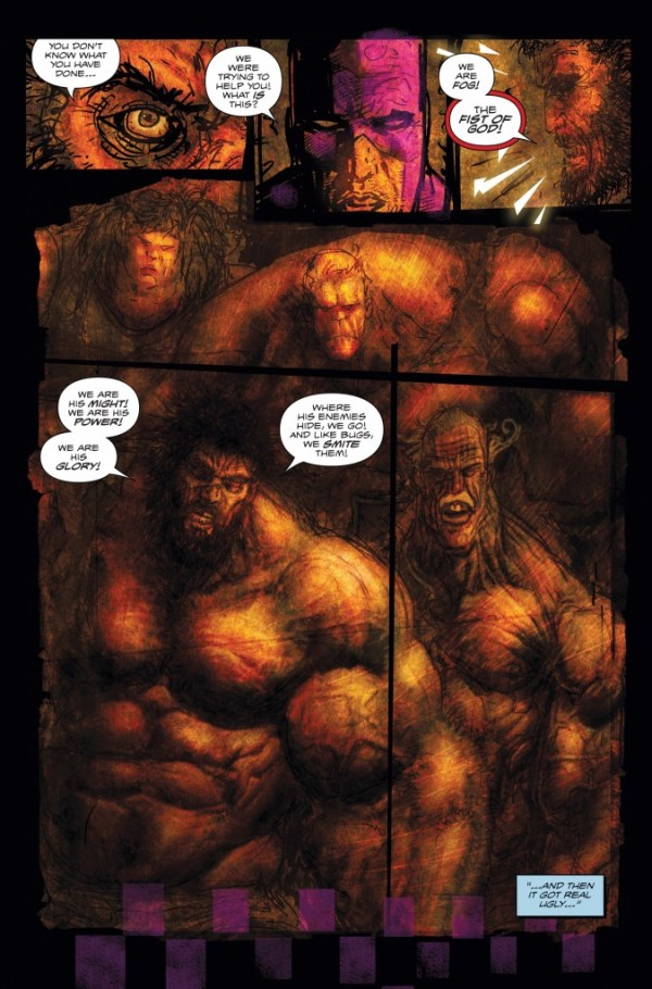 Cap Stone #6 Preview 2