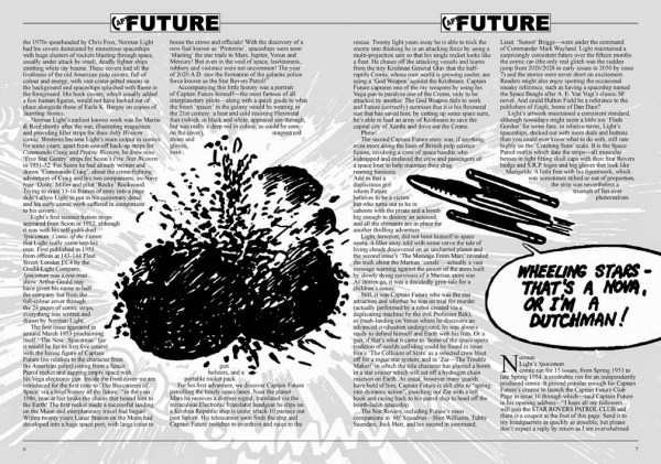 The Complete Captain Future - Sample Pages
