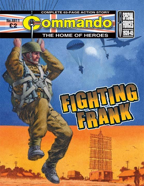 Commando 4811