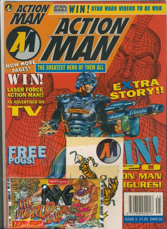 Action Man #5