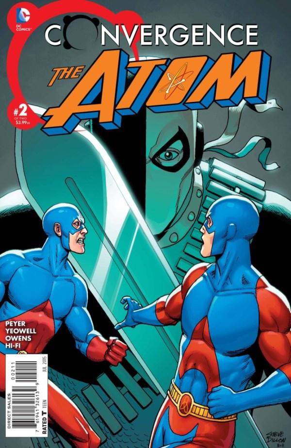 Convergence Atom #2