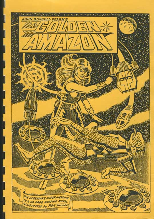John Russell Fearn's The Golden Amazon