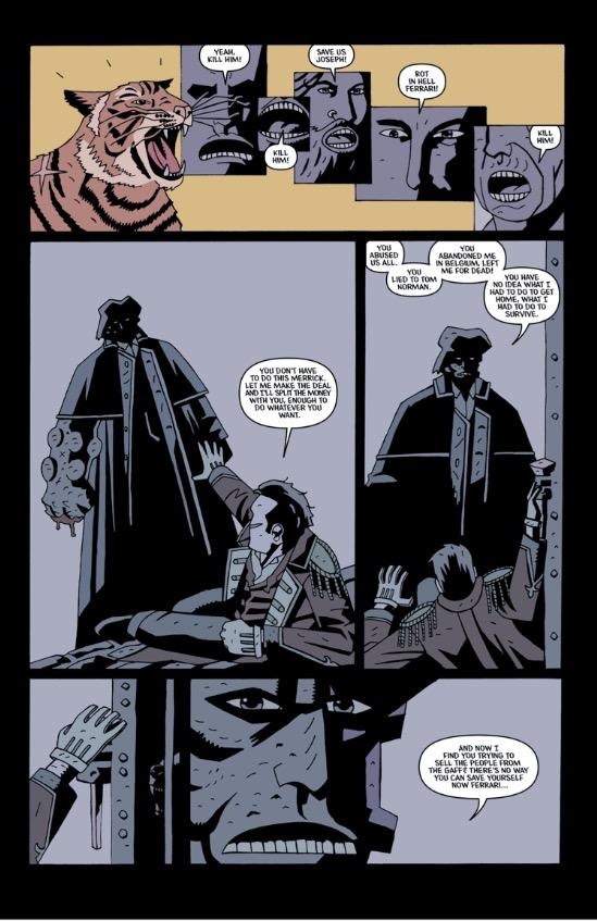 Merrick: The Sensational Elephantman Issue 4 - Page 2