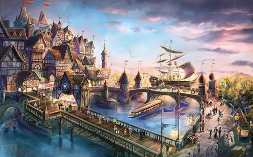 Image: London Resort Company Holdings