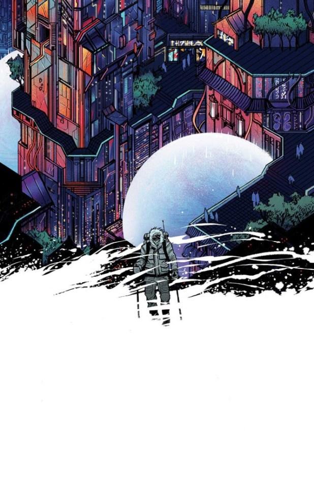 Arcadia #2 Cover B