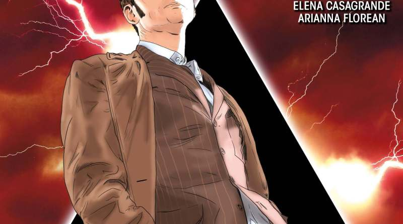 Doctor Who: Tenth Doctor #11