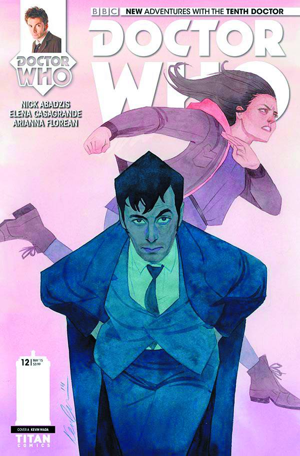 Doctor Who 10th #12 Cover A
