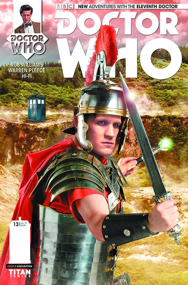 Doctor Who 11th #13 Cover Subs