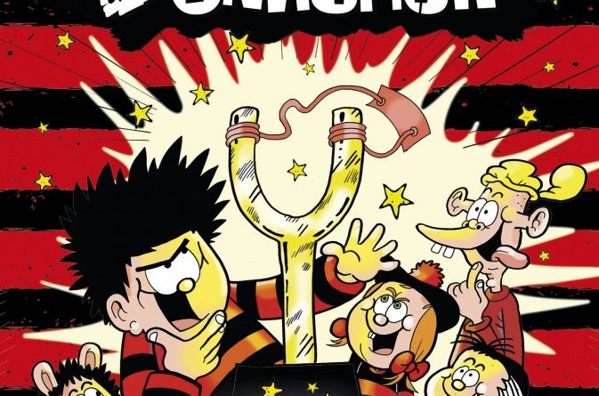 Dennis the Menace and the Golden Catapult