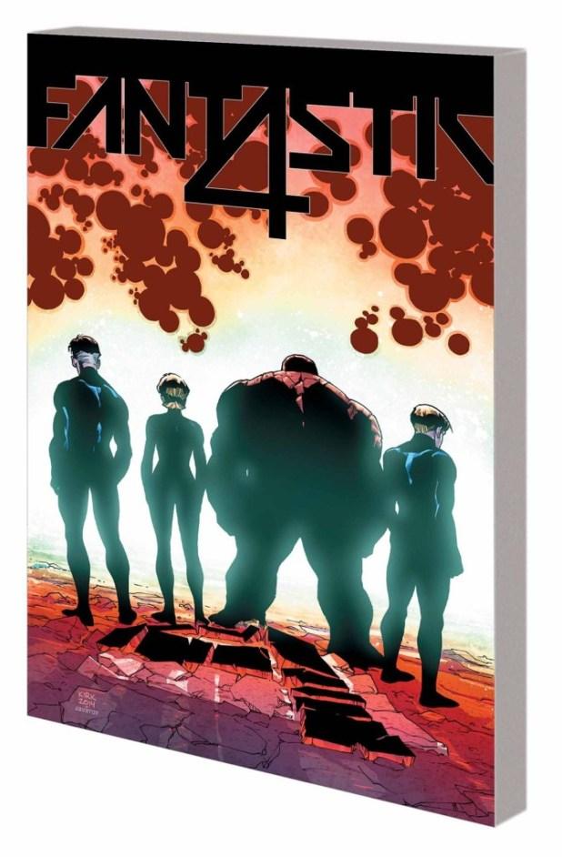 Fantastic Four Trade Paperback Volume 4: End Is Fourever
