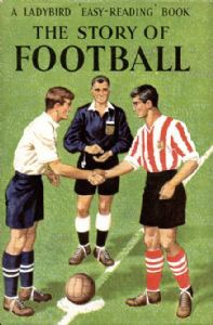 """Ladybird Books """"Story of Football"""" art exhibition at National Football Museum"""