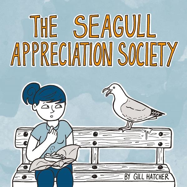 Seagull Appreciation Society Cover