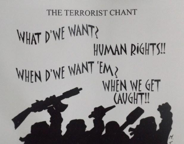 Terrorist Chant