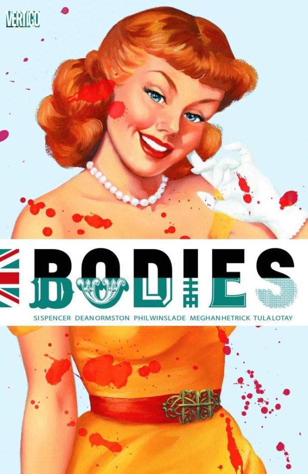 Bodies Trade Paperback