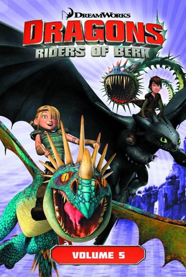 Dragons Riders Of Berk Graphic Novel Volume 5