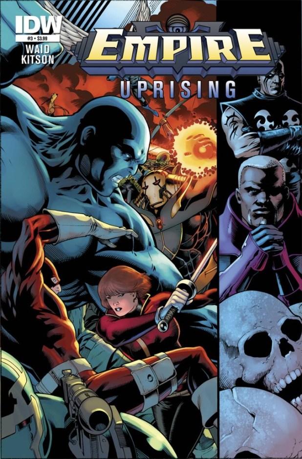 Empire Uprising #3