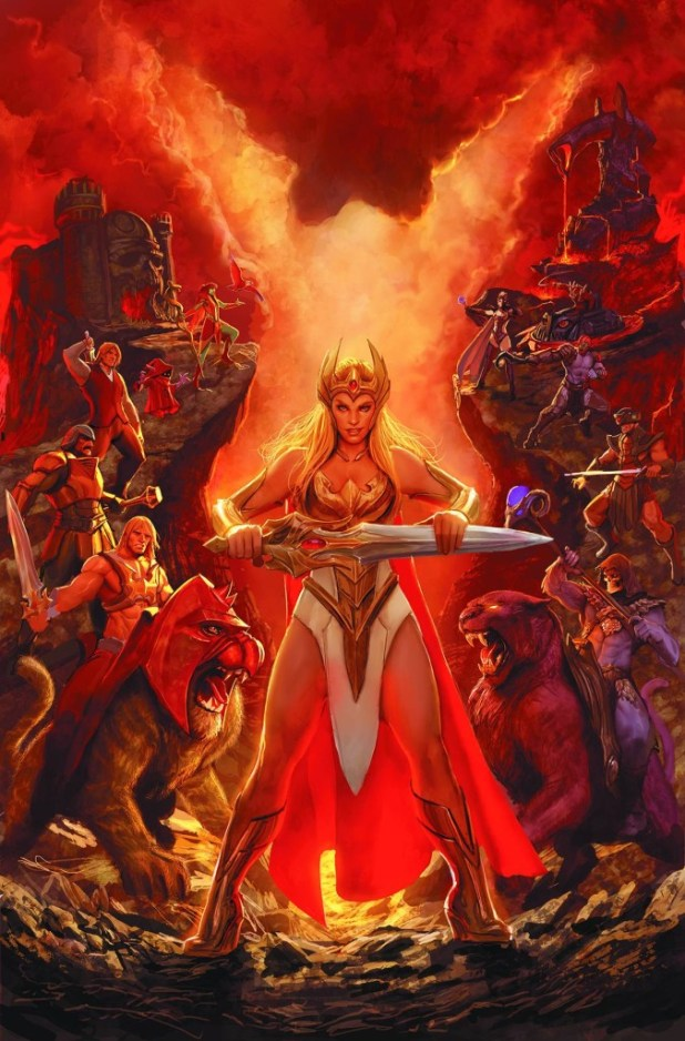 He Man And The Masters Of The Universe Trade Paperback Volume 5