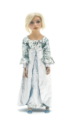 Lady Penelope puppet used in various productions