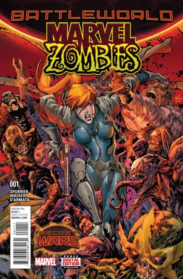 Marvel Zombies #1 (2015)