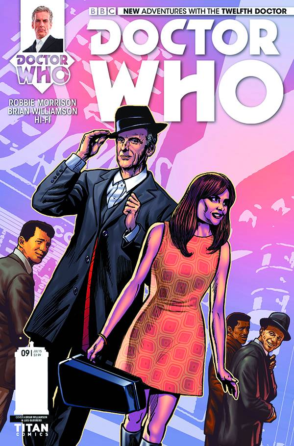 Doctor Who 12th #9 - Cover A