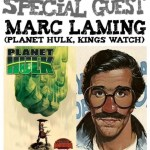 Awesome Comics Podcast Episode 3 - Marc Laming