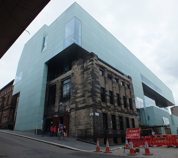 GlasgowCC15  Art School
