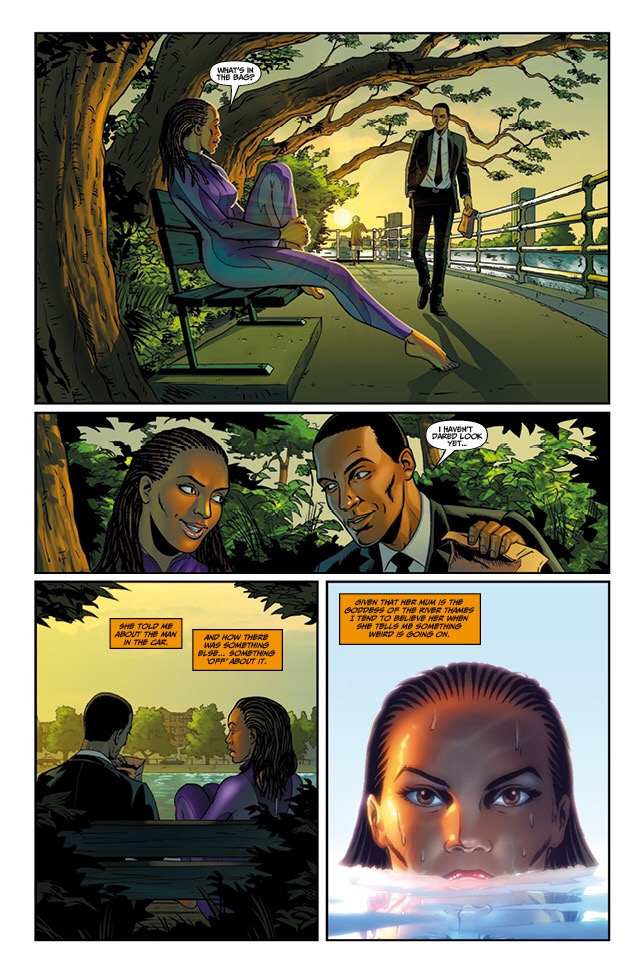 Rivers of London #1 - Page 2