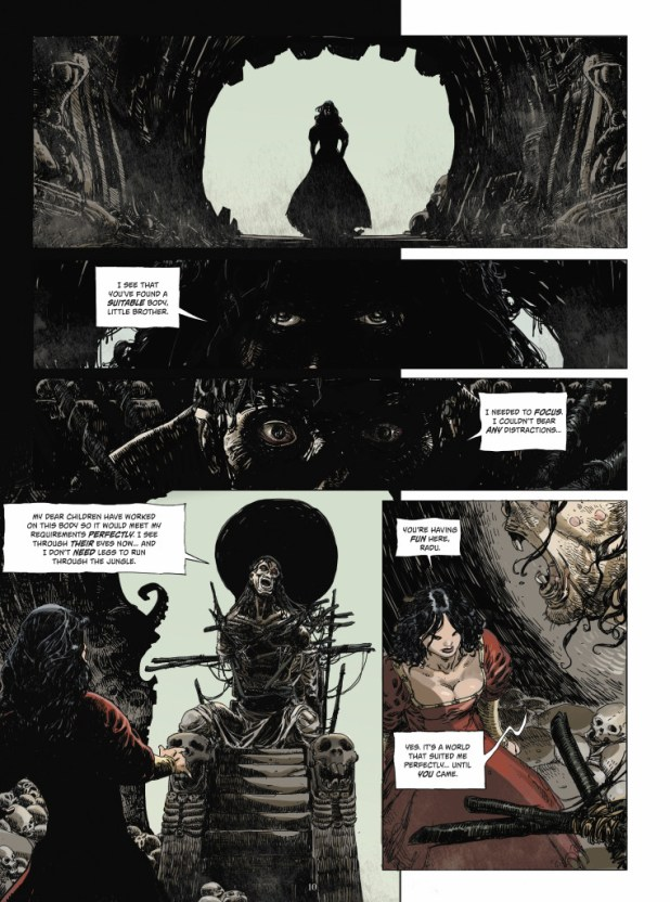 The Chronicles of Legion Volume 4 - Preview 1